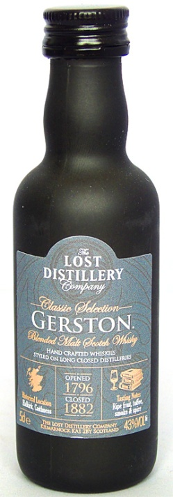 Gerston Classic NAS 5cl